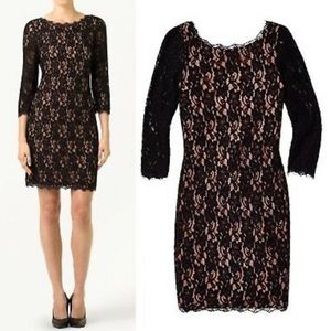 Babaron Rafael Lace Bodycon dress